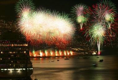 Как встречают Новый год во всем мире