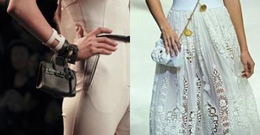 Модный тренд зимы 2011 – мини-сумочка