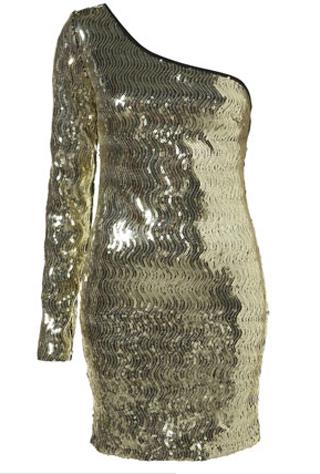 Новогодние платья 2011