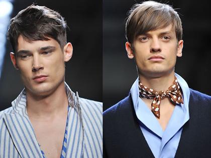Модные мужские стрижки и прически 2011 года