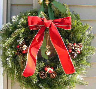 Как украсить квартиру на Новый год 2011