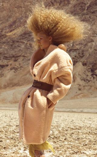Модные пальто наступающей весны 2011
