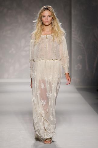 Самые модные юбки наступающей весны 2011