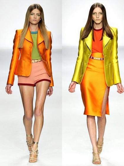 Модные пиджаки весны 2011