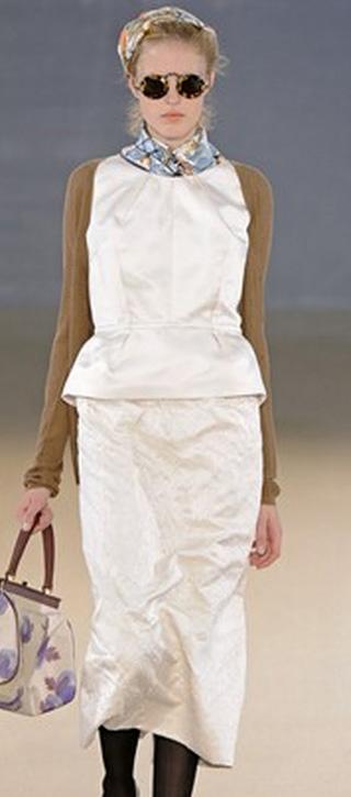 Модные аксессуары наступающего весенне-летнего сезона 2011