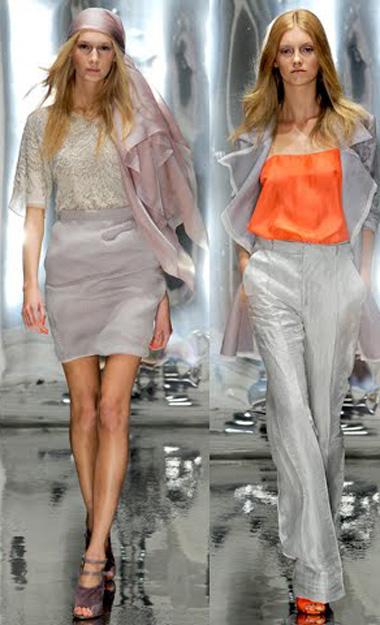 Самые модные цвета наступающей весны 2011
