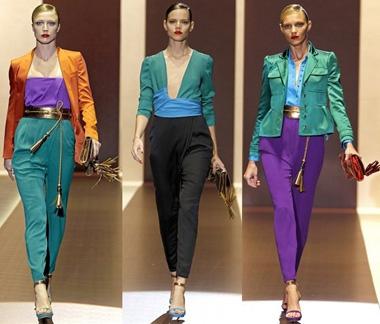 Модные брюки весна лето 2011. Главные тенденции