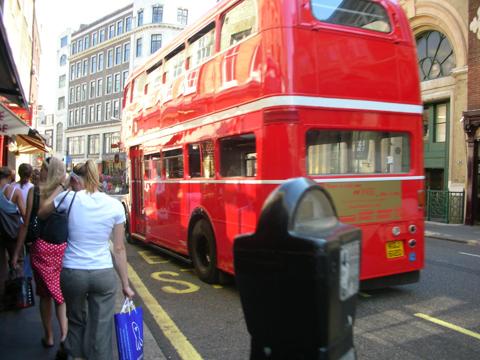На автобусе в Европу