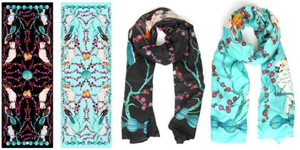 Главный аксессуар весны 2011 – модная шаль