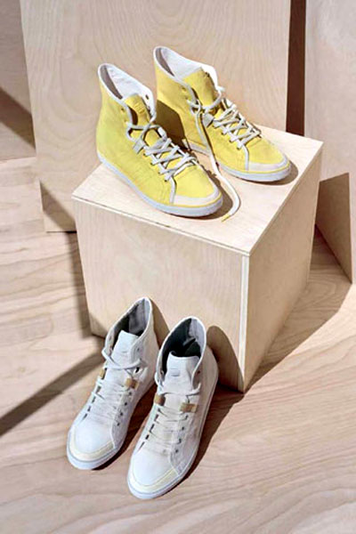 Весенне-летняя коллекция от Adidas SLVR