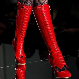 Модная весенняя обувь 2011