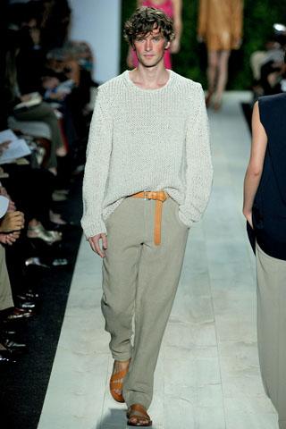 Тенденции мужской моды весна-лето 2011
