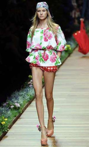 Самые модные тренды весны 2011