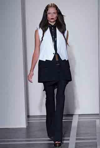 Модные прически и стрижки 2011 года