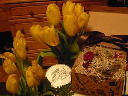 Оригинальные идеи подарков на 8 марта