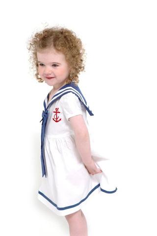 Детская мода весна-лето 2011