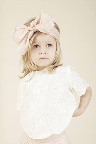 Модный ребенок лето