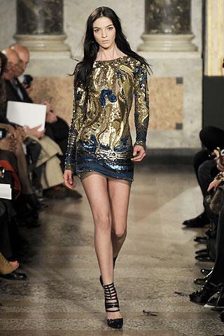 Самые модные выпускные платья 2011 года