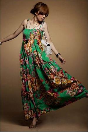 Модные летние сарафаны 2011 года