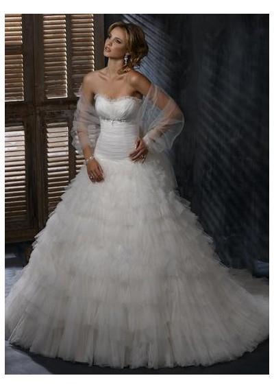 Самые актуальные тренды свадебной моды 2011