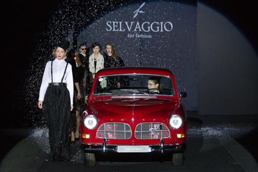 Volvo-Неделя Моды в Москве. День второй