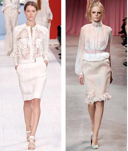 Самые Модные Блузки Из Кружева