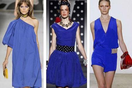 Модный тренд наступающего лета 2011 – яркие цвета