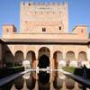 Романтическая крепость Альгамбра