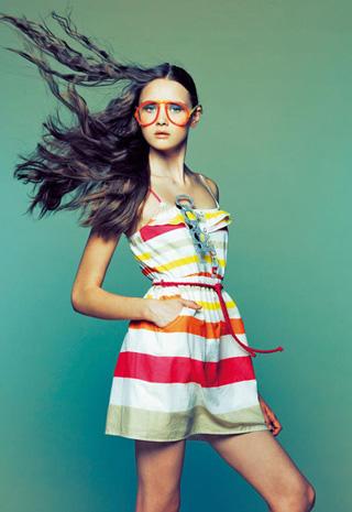 Самые модные туники лета 2011