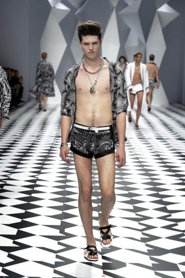 Модные модели мужского белья 2011