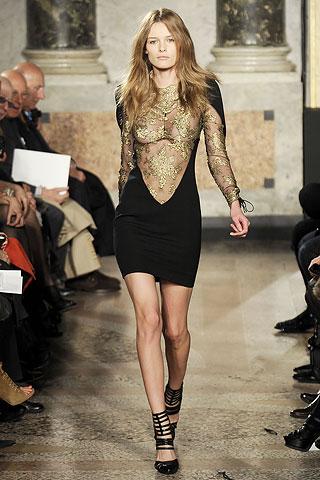 Модные платья сезона лета-осень 2011