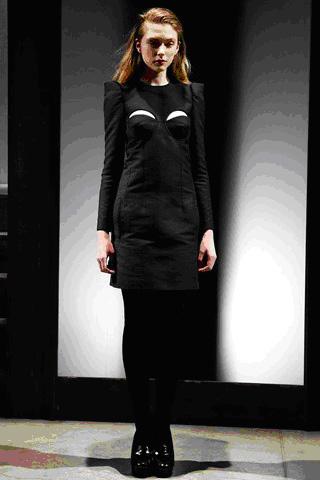 Самые лучшие платья наступающего осенне-зимнего сезона 2011/2012