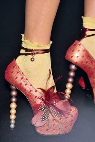 Модная обувь наступающей осени 2011/2012