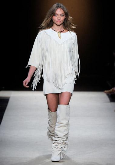Модные тренды сезона осень-зима 2011-2012 с Парижской недели Высокой моды