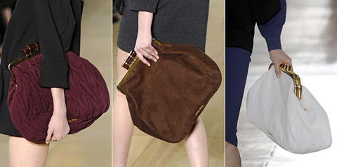 Модные сумки наступающего осенне-зимнего сезона 2011/2012