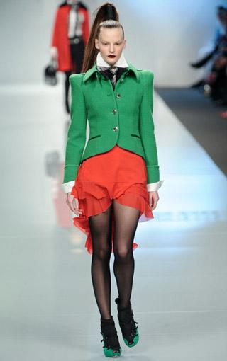 Модные тренды сезона осень-зима 2011/2012 с Миланской Недели моды