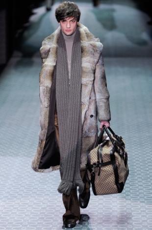 Мужская мода сезона осень-зима 2011-2012