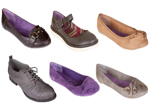Модные туфли и ботильоны осень 2011