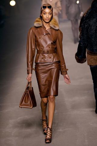 Модная верхняя одежда осень-зима 2011/2012