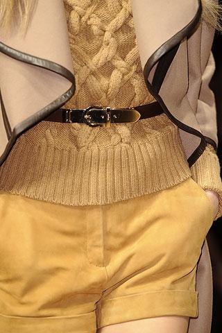 Модные ремни осенне-зимнего сезона 2011/2012