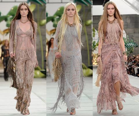 Модные прически осень-зима 2011/2012