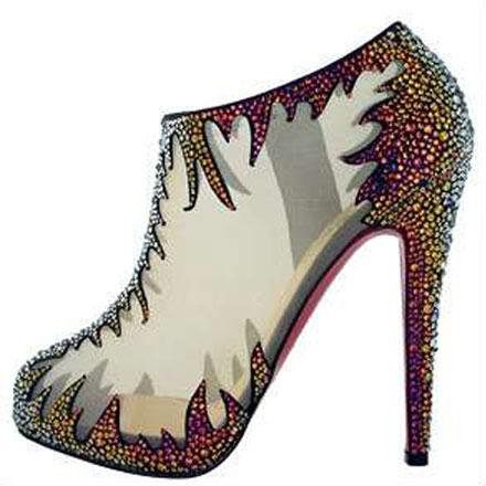 Коллекция туфель осень-зима 2011/2012 от Christian Louboutin