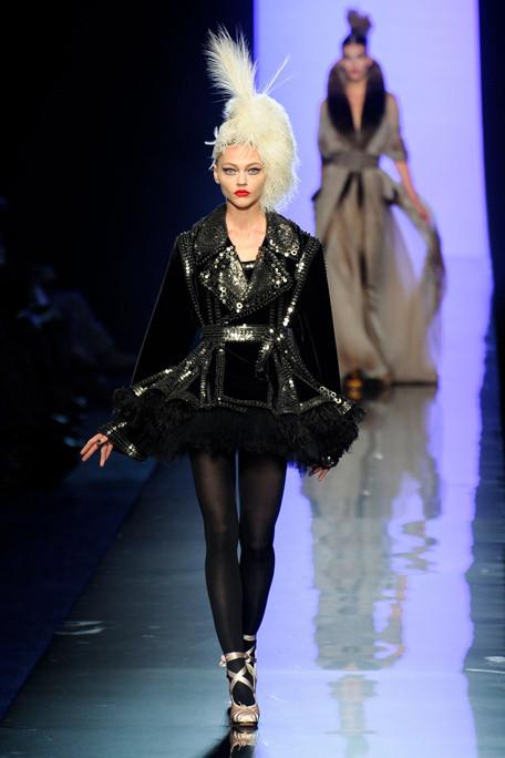 Модный тренд осени 2011 – юбка-пачка