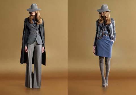 Коллекция женской одежды осень-зима 2011-2012 от Gucci