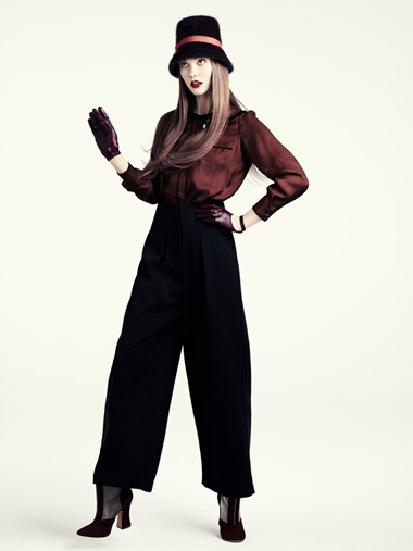 Модная коллекция осень-зима 2011/2012 от H&M