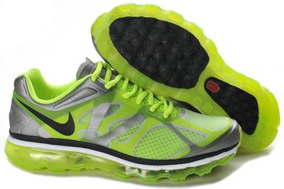 Nike Air Max - модные кроссовки 2011/2012 года