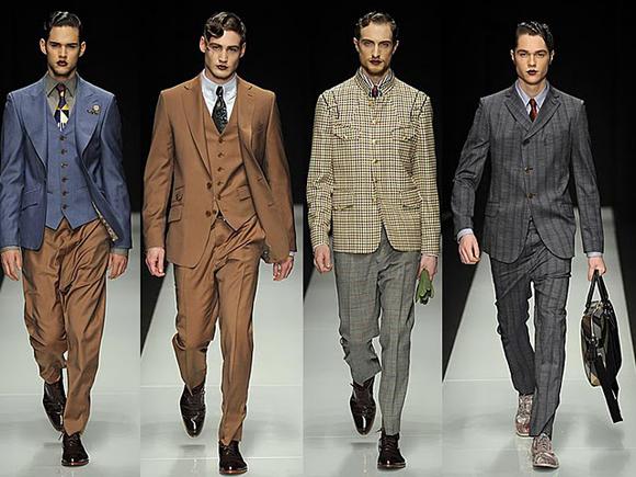 Описание: Деловой стиль одежды: мужской.