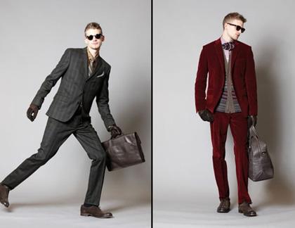 Мужской деловой костюм – актуальные тенденции