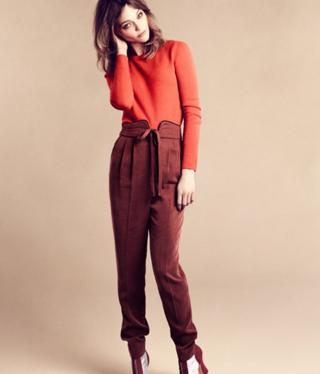 Модные вязаные вещи осень-зима 2011/2012