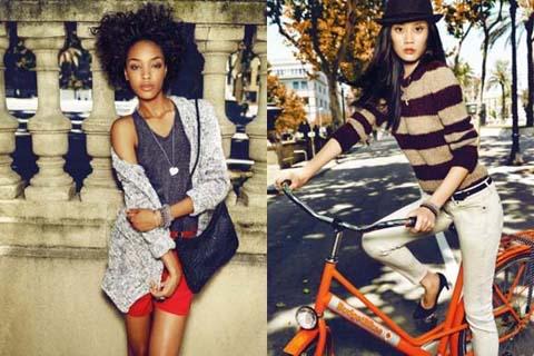 Модная одежда быстрой моды 2011/2012